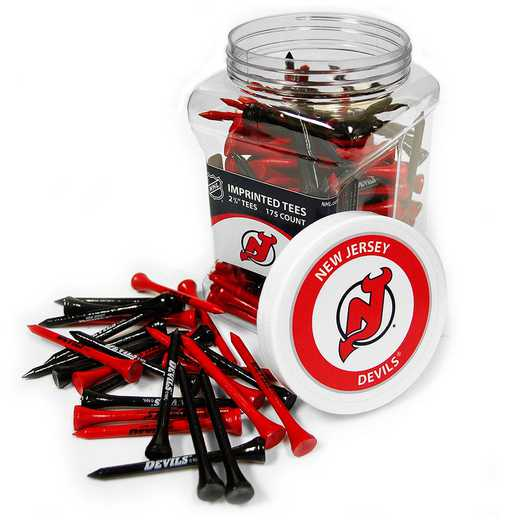 14651: NEW JERSEY DEVILS 175 TEE JAR
